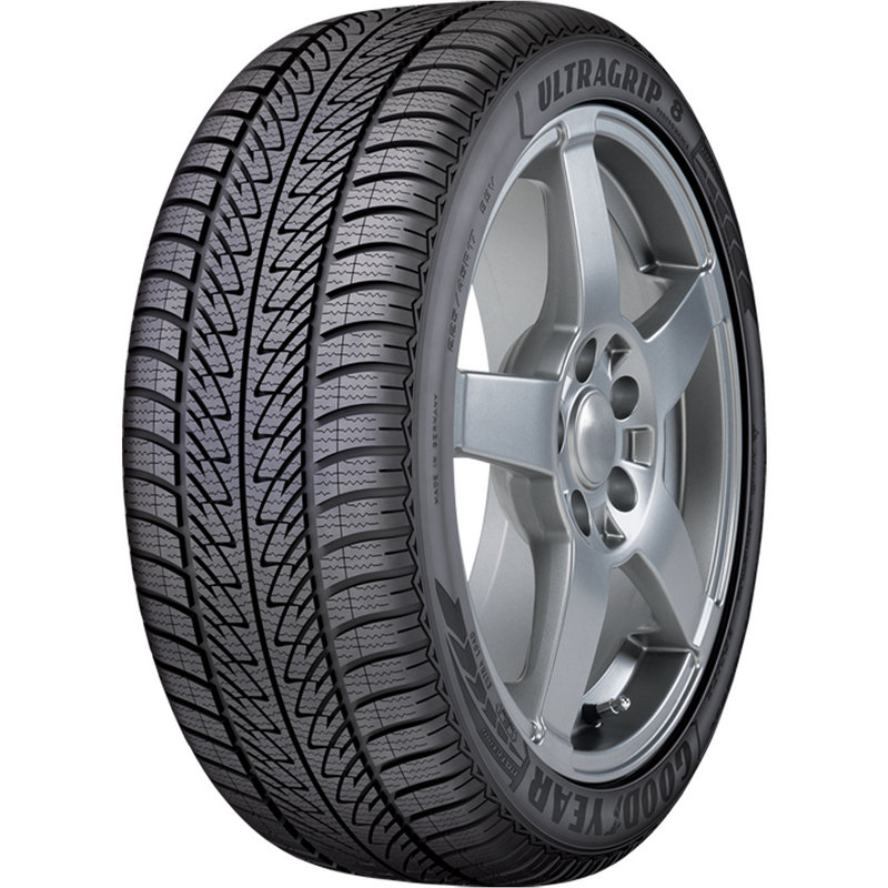 The Goodyear Ultra Grip 8 Keeps You on the Road This Winter