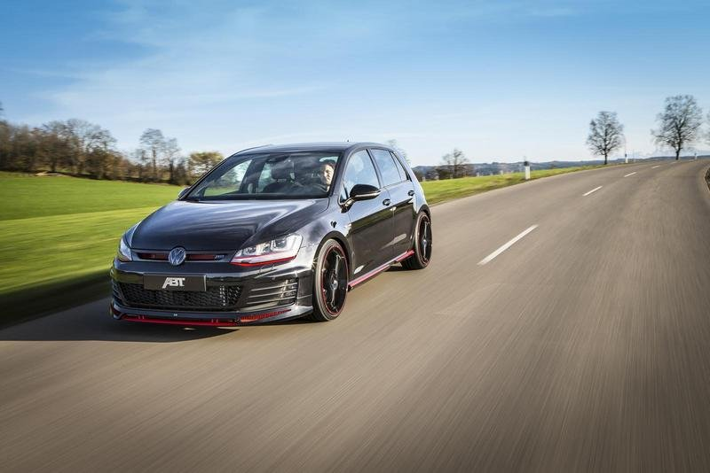 2013 Volkswagen Golf VII GTI Dark Edition by ABT Sportsline