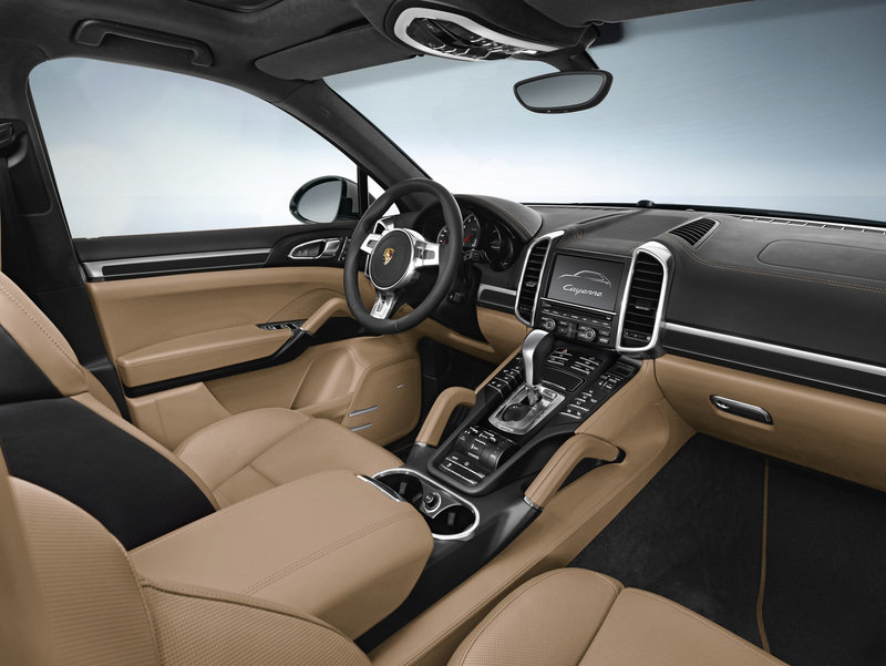 2013 Porsche Cayenne Platinum Edition High Resolution Interior - image 534532