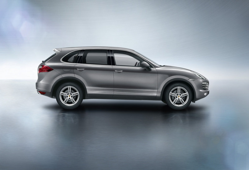 2013 Porsche Cayenne Platinum Edition High Resolution Exterior - image 534534
