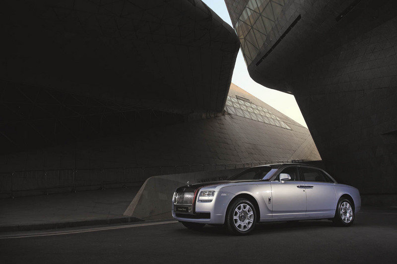 2013 Rolls-Royce Ghost Cantor Glory Edition