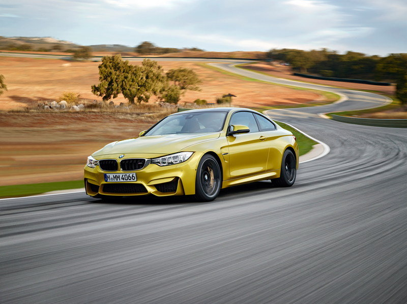 2015 BMW M4 Coupe High Resolution Exterior Wallpaper quality - image 535651