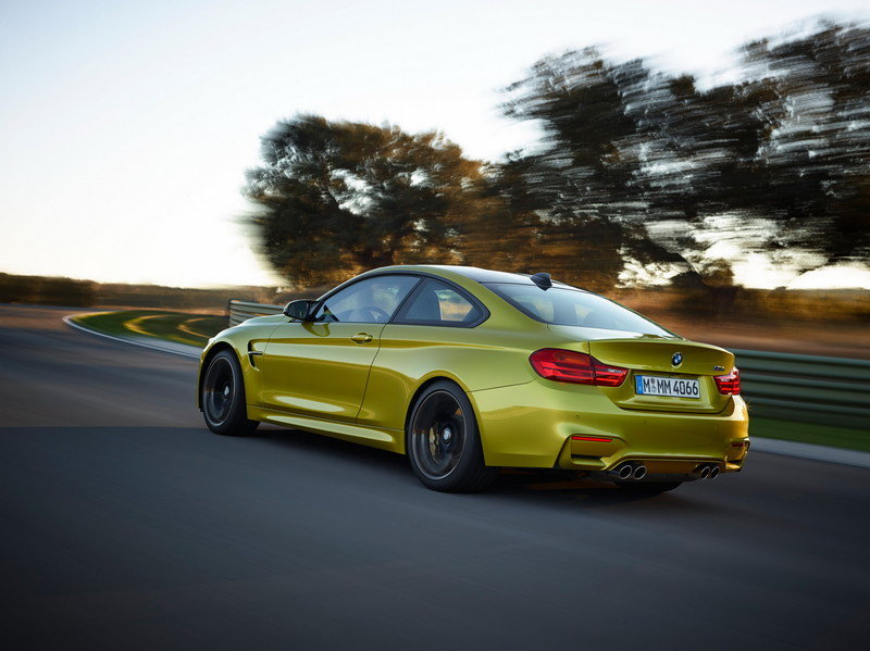 2015 BMW M4 Coupe High Resolution Exterior - image 535655