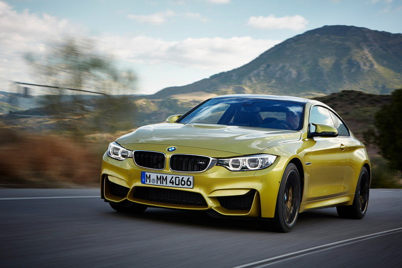 2015 BMW M4 Coupe High Resolution Exterior - image 535657