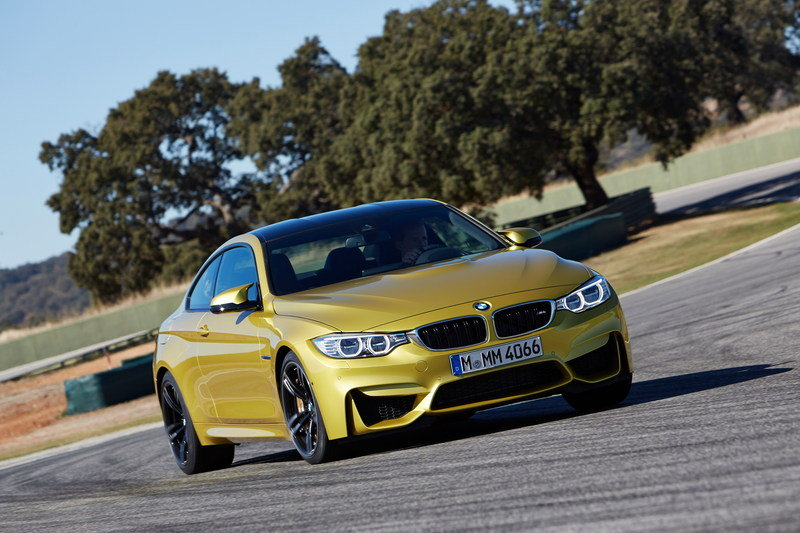 2015 BMW M4 Coupe High Resolution Exterior - image 535658