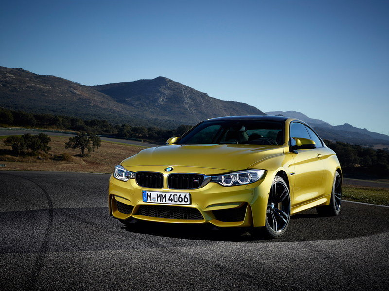 2015 BMW M4 Coupe High Resolution Exterior Wallpaper quality - image 535660