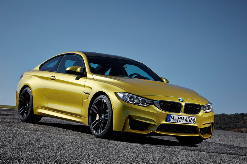 2015 BMW M4 Coupe High Resolution Exterior - image 535663