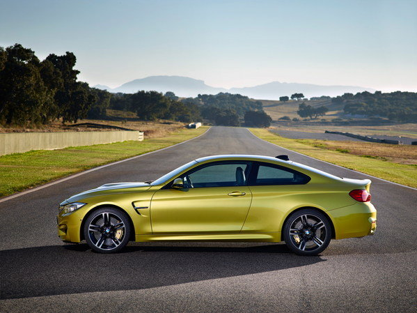 2015 Bmw M4 Coupe Car Review Top Speed