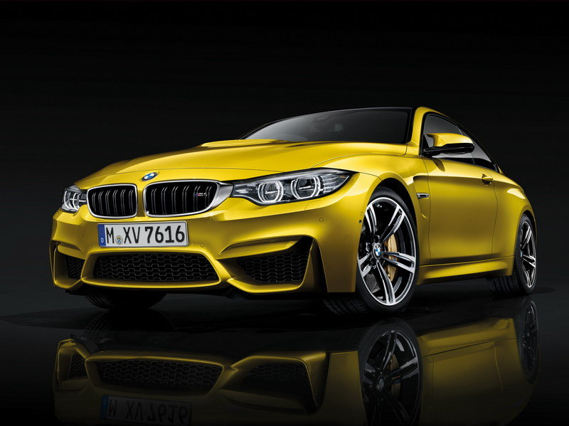 2015 BMW M4 Coupe High Resolution Exterior - image 535674