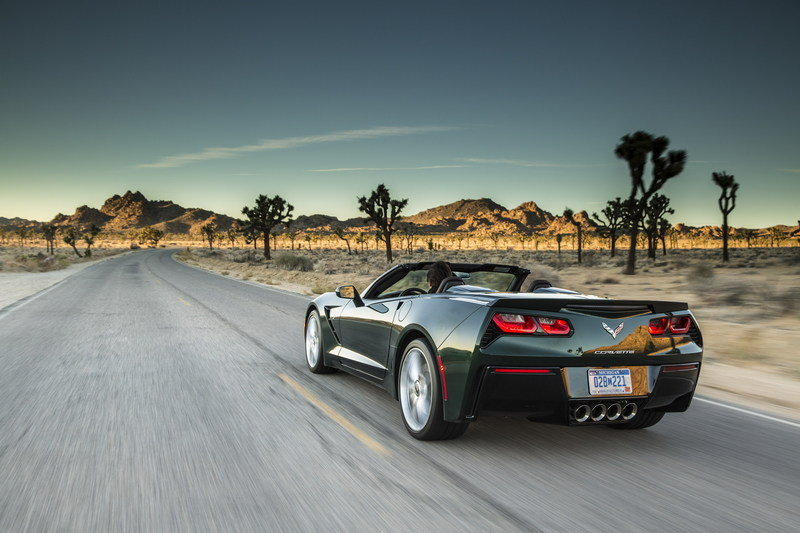 2014 Chevrolet Corvette Stingray Convertible High Resolution Exterior Wallpaper quality - image 536254