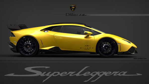 2014 lamborghini huracan lp640 4 superleggera by evren. Black Bedroom Furniture Sets. Home Design Ideas