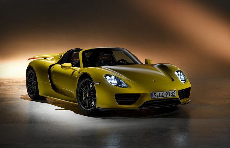 2014 Porsche 918 Spyder High Resolution Exterior - image 535846