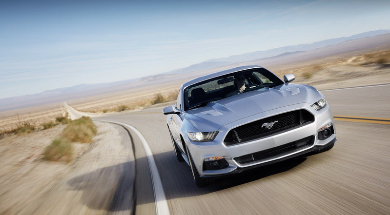 2015 Ford Mustang High Resolution Exterior - image 534871
