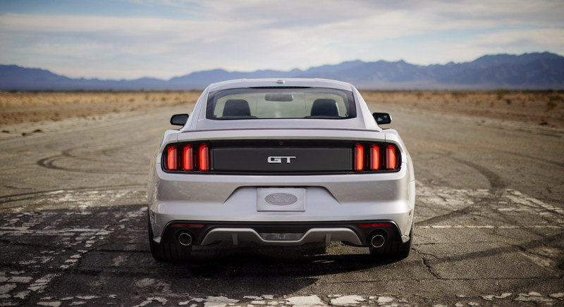 2015 Ford Mustang High Resolution Exterior - image 534877