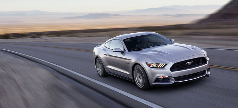 2015 Ford Mustang High Resolution Exterior - image 534887