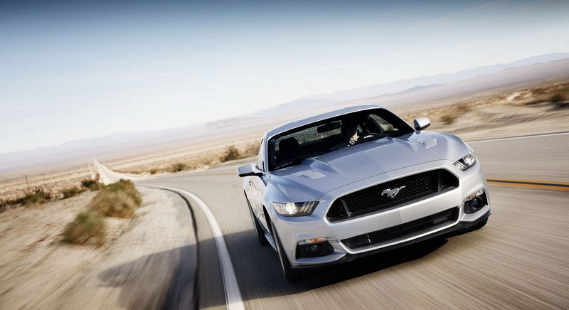 2015 Ford Mustang High Resolution Exterior - image 534889