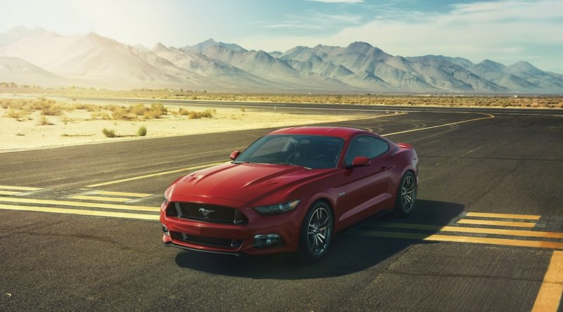 2015 Ford Mustang High Resolution Exterior Wallpaper quality - image 534919