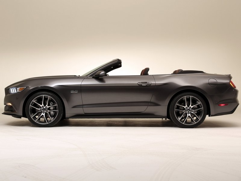 2015 Ford Mustang High Resolution Exterior - image 534943