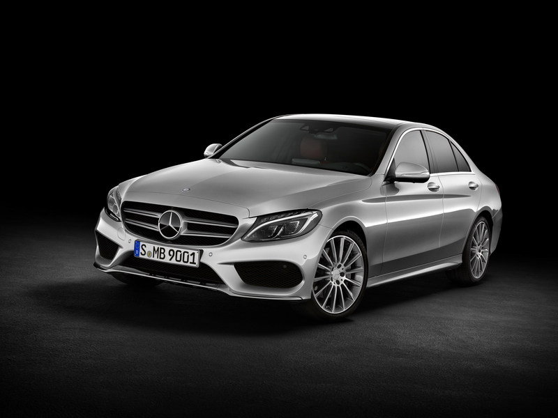 2015 Mercedes-Benz C-Class High Resolution Exterior - image 536024