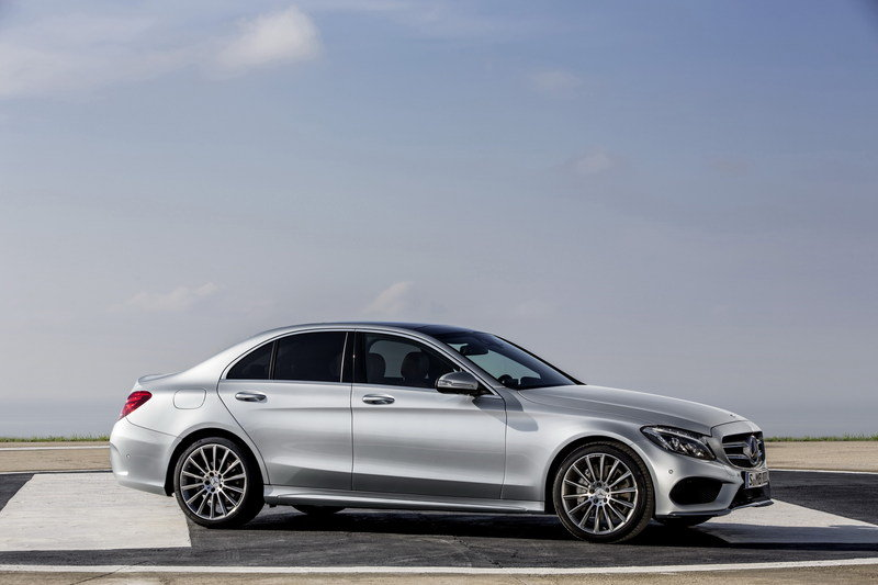 2015 Mercedes-Benz C-Class High Resolution Exterior - image 536047