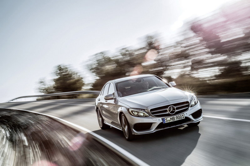 2015 Mercedes-Benz C-Class High Resolution Exterior Wallpaper quality - image 536048