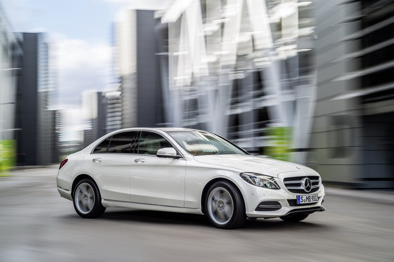 2015 Mercedes-Benz C-Class High Resolution Exterior - image 536067