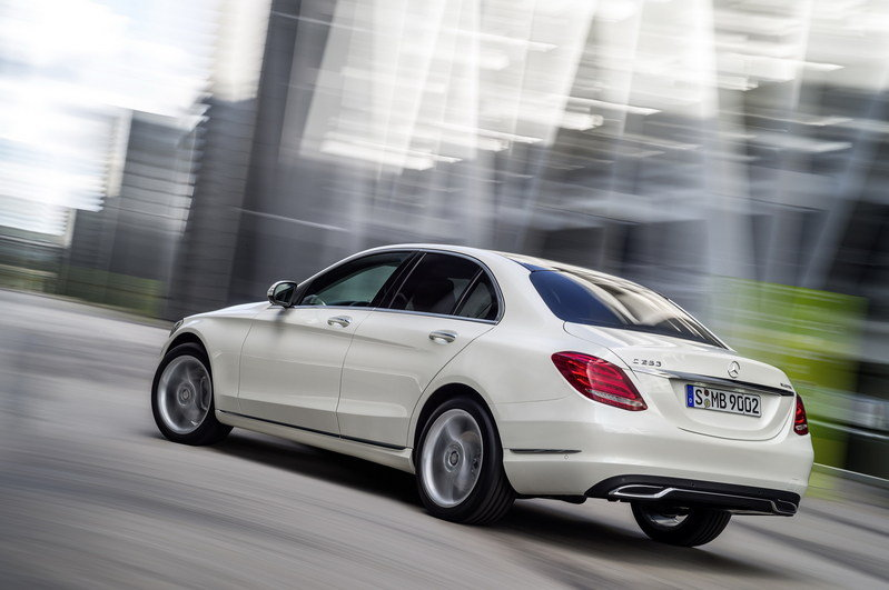 2015 Mercedes-Benz C-Class High Resolution Exterior - image 536069