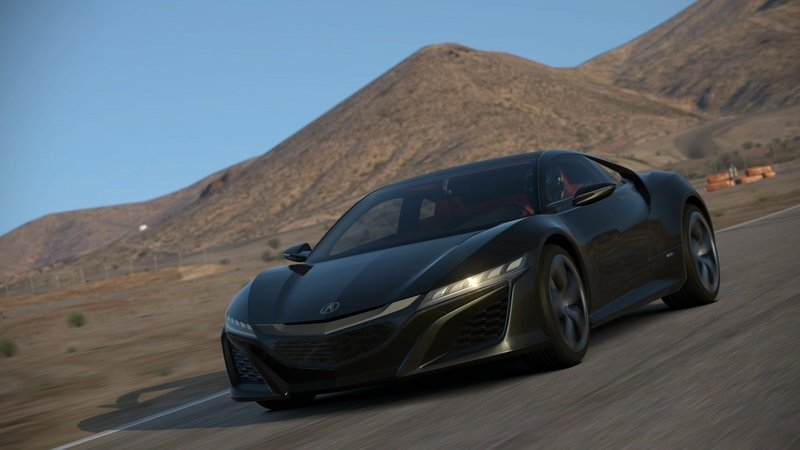 Surprise! Today's Gran Turismo 6 Release Includes the Acura NSX Concept