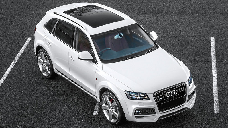 2015 Audi Q5 S-Tronic Wide Track By Kahn Design