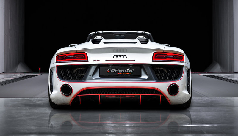 2014 Audi R8 Spyder by Regula Tuning High Resolution Exterior - image 534525