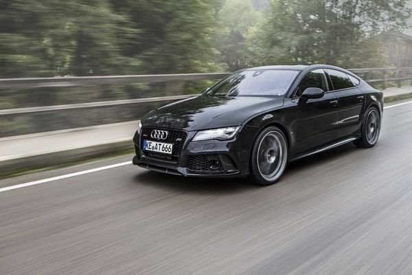 2013 audi rs7 by abt sportsline car review top speed. Black Bedroom Furniture Sets. Home Design Ideas