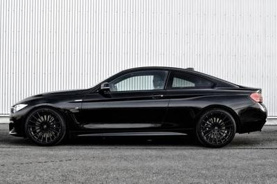 2014 BMW 4 Series Coupe by Hamann