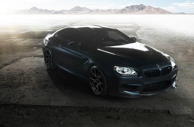 2014 BMW M6 Gran Coupe By Vorsteiner