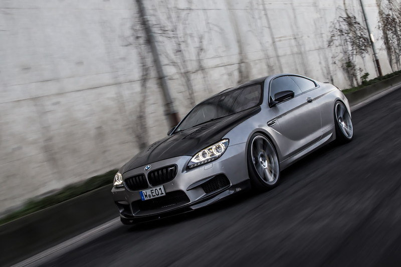2013 BMW MH6 700 By Manhart Performance High Resolution Exterior - image 536408