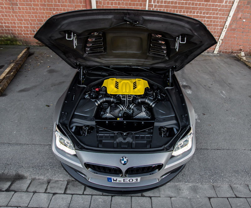2013 BMW MH6 700 By Manhart Performance High Resolution Drivetrain - image 536412