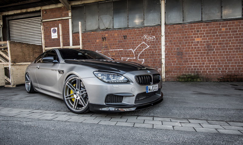 2013 BMW MH6 700 By Manhart Performance