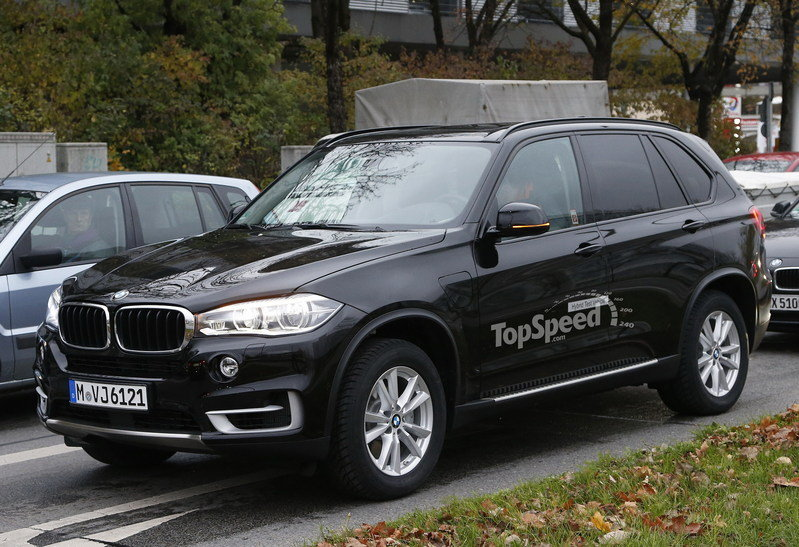 2015 BMW X5 Plugin Hybrid eDrive