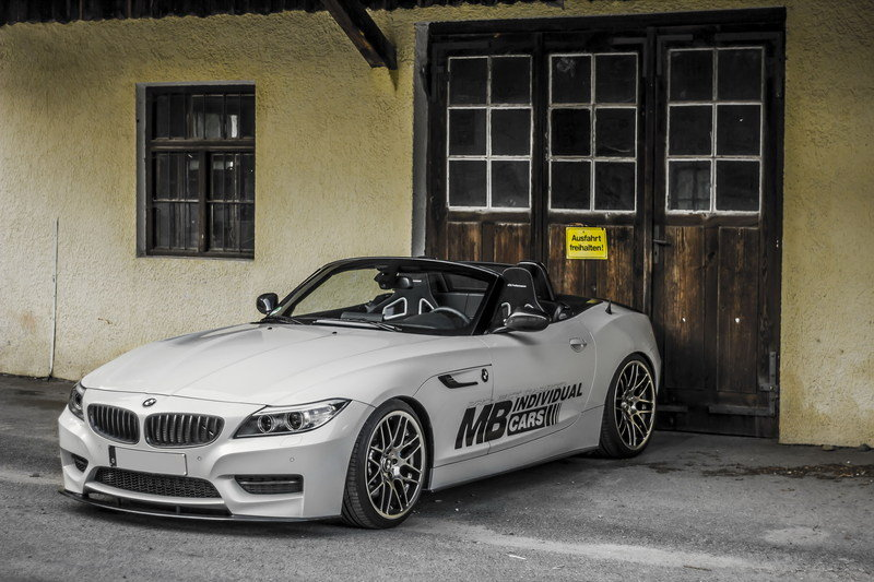 2014 BMW Z4 By MB Individual Cars