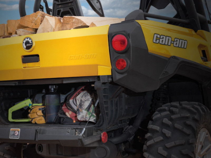 2014 Can-Am Commander XT Exterior - image 535228