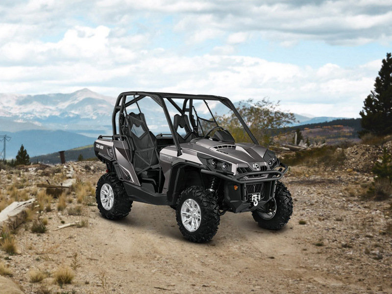 2014 Can-Am Commander XT High Resolution Exterior - image 535218