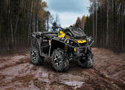 2014 Can-Am Outlander 650 X mr - image 536978