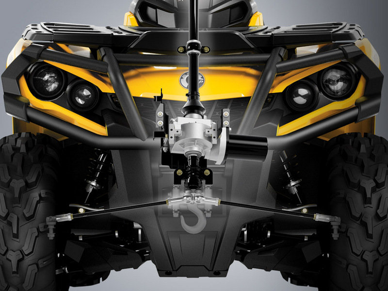 2014 Can-Am Outlander 650 X mr Exterior - image 536970