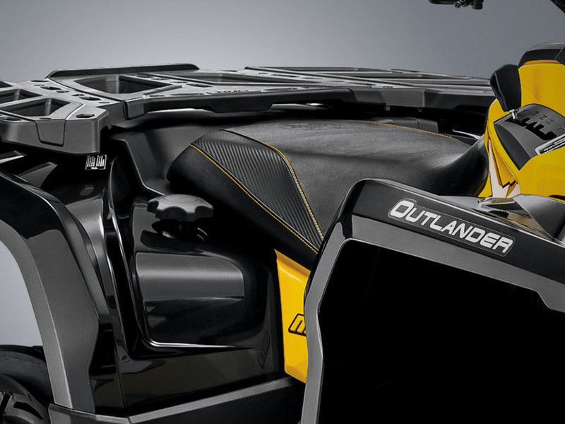 2014 Can-Am Outlander 650 X mr Exterior - image 536973