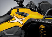 2014 Can-Am Outlander 650 X mr - image 536975