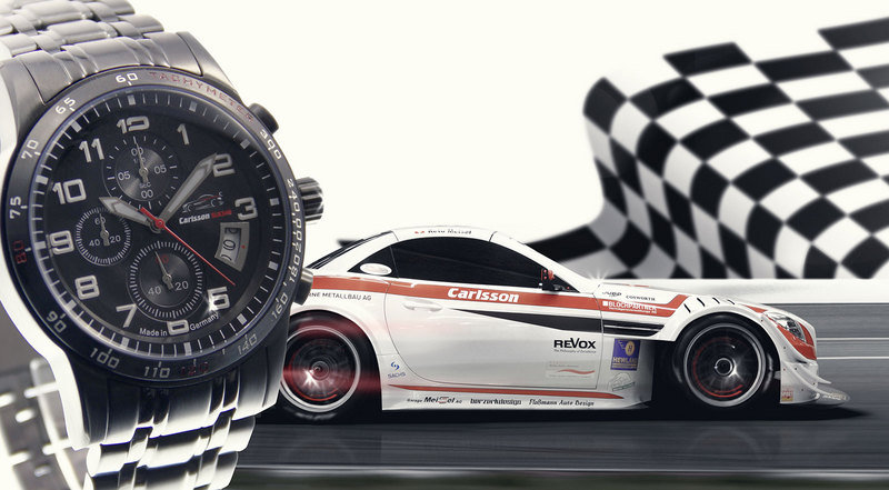 Car Gift Idea: Carlsson SLK340 Limited Edition Chronograpgh