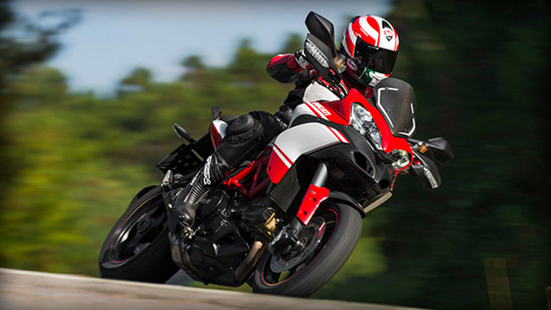 Ducati Posts Record Sales in April 2015