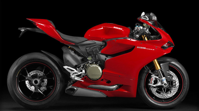 2014 Ducati 1199 Panigale S High Resolution Exterior - image 535751
