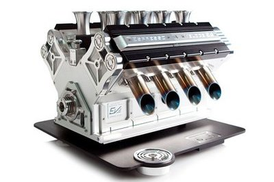 Espresso Veloce Serie Titanio V12 Coffee Machine Products - image 537009