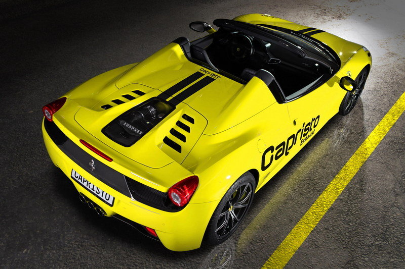 2013 Ferrari 458 Spider By Capristo
