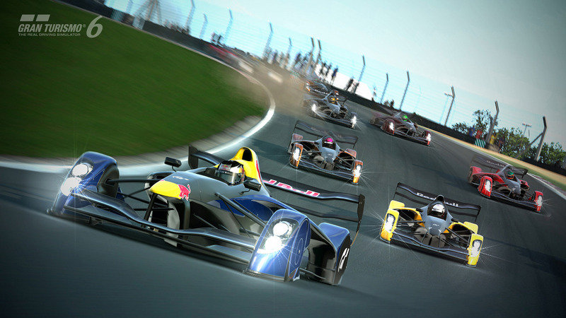 Gran Turismo 6 Releases Red Bull DLC Pack Exterior Screenshots / Gameplay - image 536375